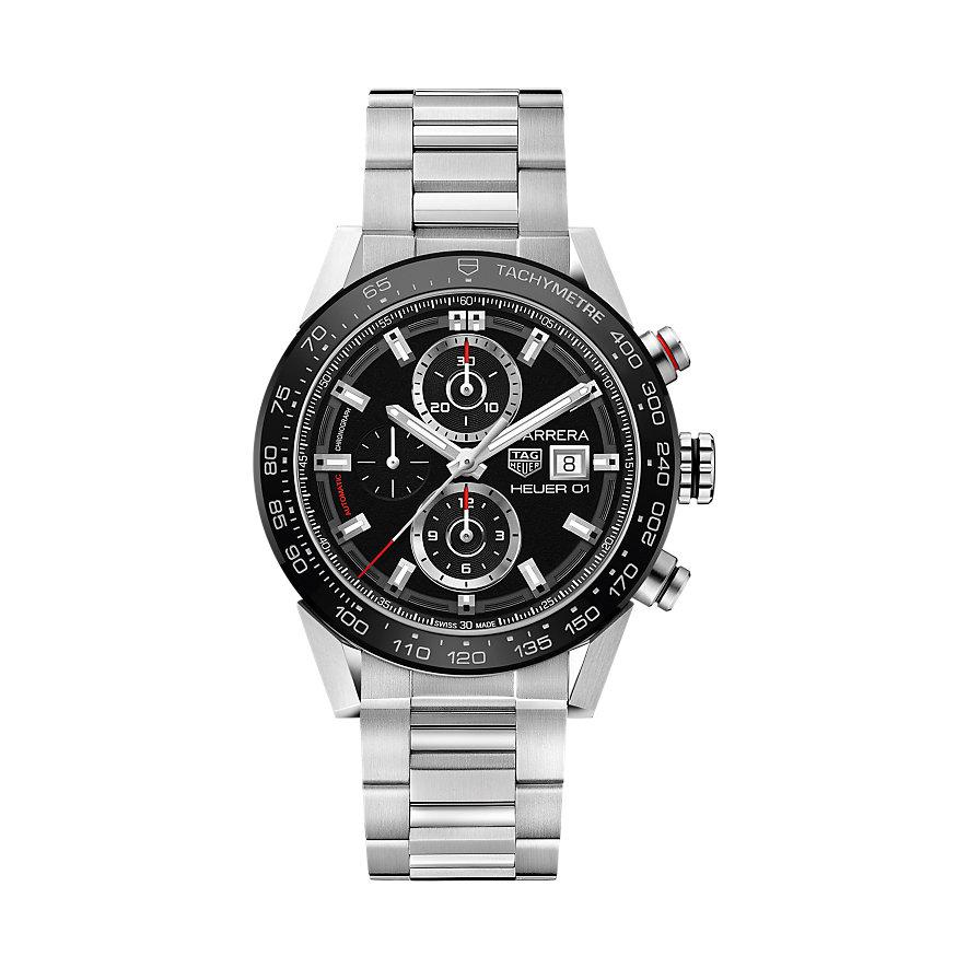 CHRIST: TAG Heuer Chronograph Carrera - Calibre Heuer01
