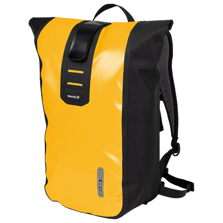 (Amazon) Ortlieb Velocity 23L (2020/21) black/sun yellow Rucksack
