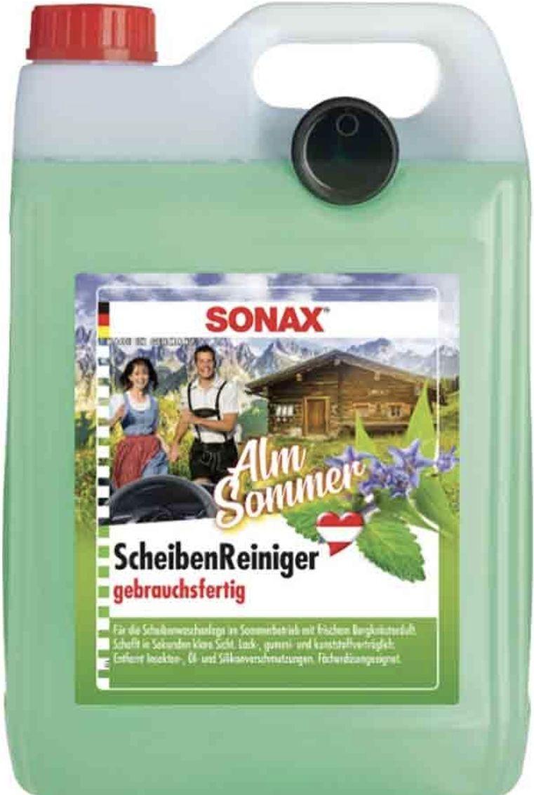 Sonax ScheibenReiniger Almsommer Gebrauchsfertig 5L