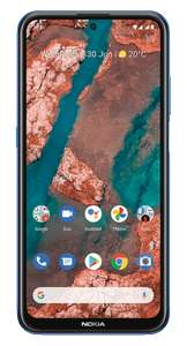 Nokia X20 8/128 GB blau/orange im Vodafone Otelo Allnet-Flat Classic 15GB LTE für 19,99€ monatlich und 4,95€ einmalig