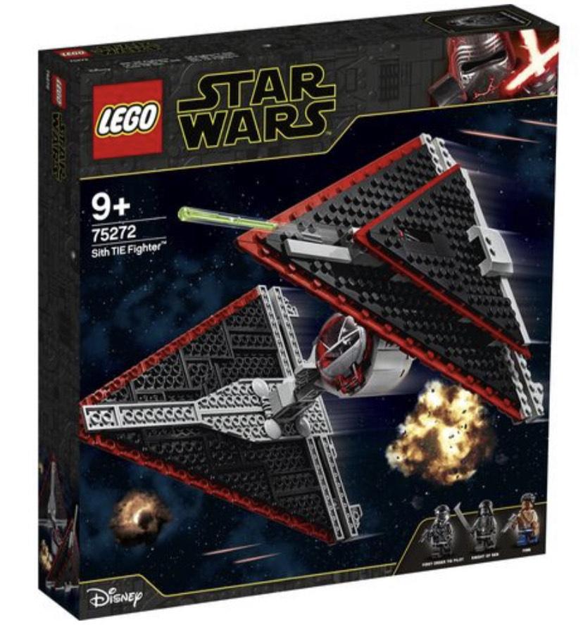 [Müller Online & Amazon Prime] LEGO Star Wars - 75272 Sith TIE Fighter™