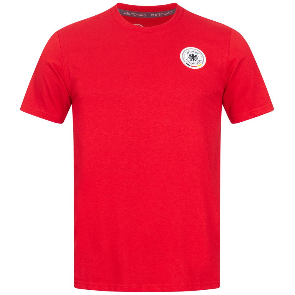 Fanatics DFB Deutschland Herren T-Shirt Value Small Crest für 5,55€ + 3,95€ VSK (Größe S - L) [SportSpar]