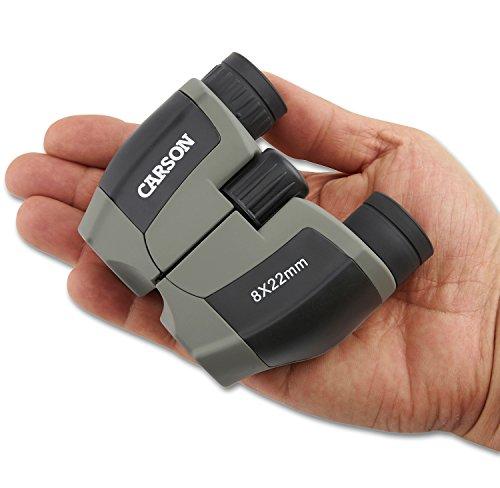 (Amazon Prime) Carson Optical JD-822 Scout 8x22 leichtes Fernglas