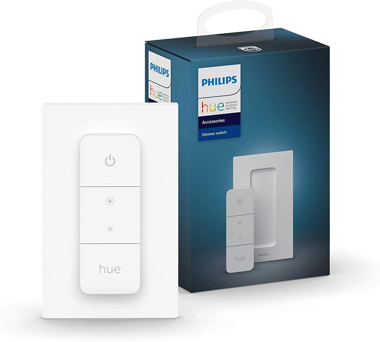 Philips Hue Dimmschalter V2 für 16,90€ +++ 3 Stück für 45,70€ [Cyberport Abholung]