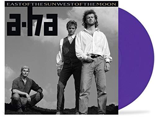 a-ha - East of the Sun,West of the Moon - Purple Vinyl [Vinyl LP] - für Prime-Mitglieder Versand kostenlos + AutoRip
