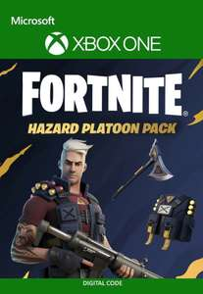 [eneba] Xbox Fortnite Risiko Platoon Pack (inkl 600 V-Bucks)