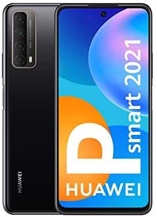 HUAWEI P Smart 2021 - Smartphone mit 6,67 Zoll Full HD, 4 GB RAM und 128 GB ROM, 22,5 W HUAWEI Supercharge, 5000 mAh Akku, Amazon.es