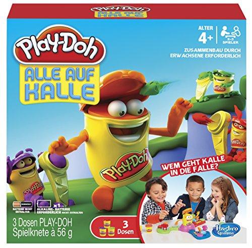 Hasbro, Play-Doh, Alle auf Kalle, Knete, Knetspiel