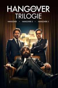 [iTunes] Hangover Trilogie (HD - Teil 3 in 4K HDR)
