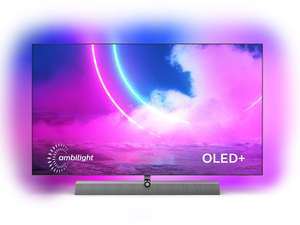 PHILIPS 65OLED935 OLED TV (65 Zoll, Ambilight, 4K UHD, HDR10+, Sound von Bowers & Wilkins, Android TV, Google Assistant)