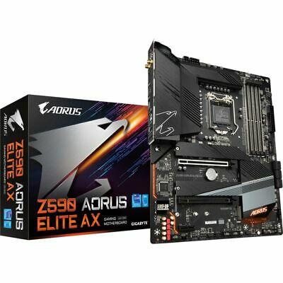 Gigabyte Z590 AORUS ELITE ATX Mainboard Sockel 1200 WIFI [TIEFSTPREIS]