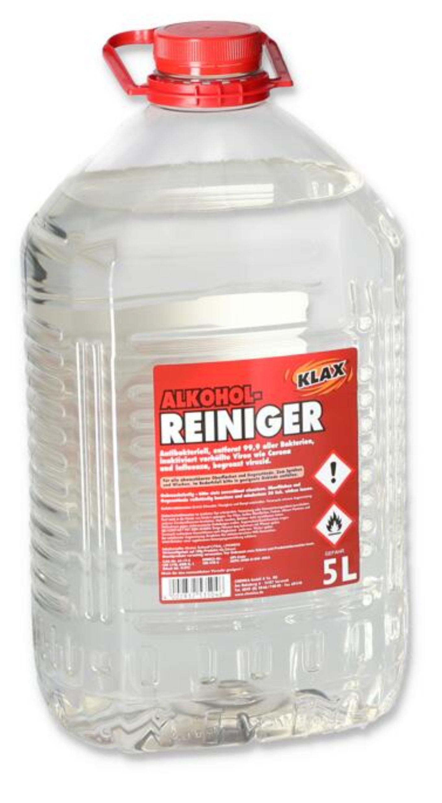 Lokal - Marktkauf 03051 Cottbus Gallinchen Klax Alkoholreiniger 5 Liter für 0,99€ statt 9,99€