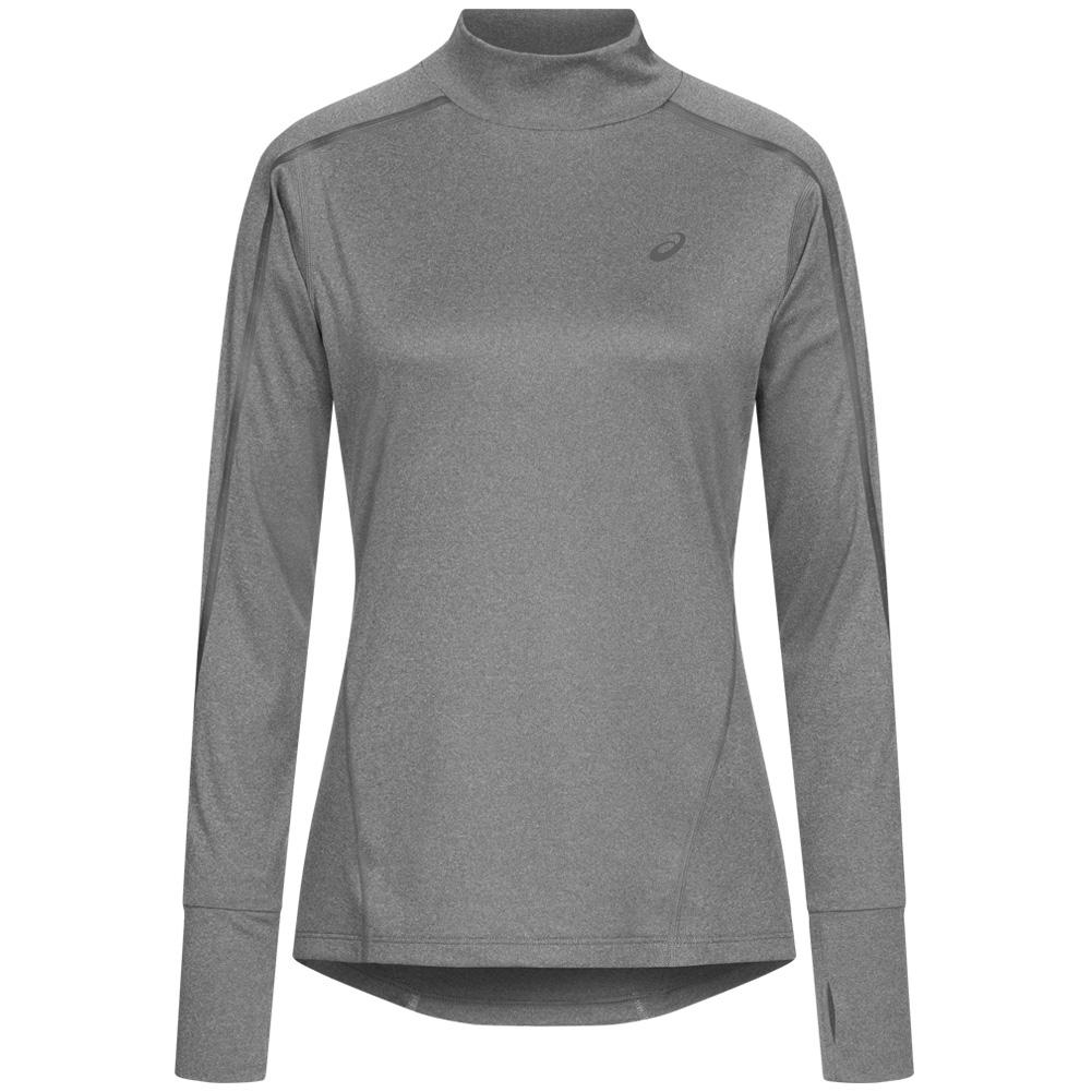 ASICS Lite-Show Damen Laufshirt mit Stehkragen (Gr. XS - XL)
