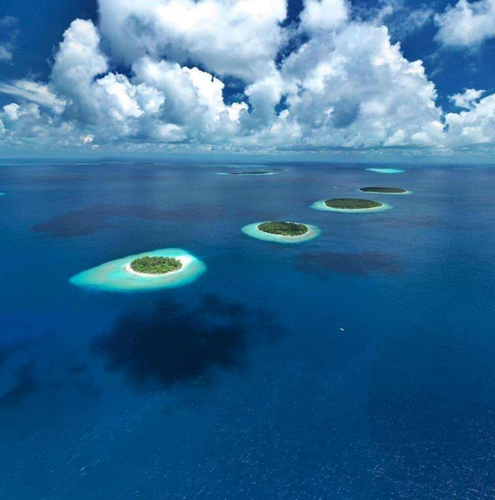 Flüge: Male, Malediven [bis November] Hin- & Rückflug ab Frankfurt mit Gulf Air inkl. 23kg Aufgabegepäck & 6kg Handgepäck