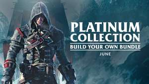 Platinum Collection (Juni) - Spiele ab 9,99€ | Assassin's Creed, Metal Gear, South Park, Tom Clancy's The Division, For Honor