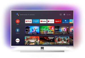 Philips 65PUS8535/12 - 65 Zoll Ambilight - TV - Diagonale 164 cm, 3-seitiges Ambilight, Android TV, Direct-lit, Dolby Atmos bei XXLDeals