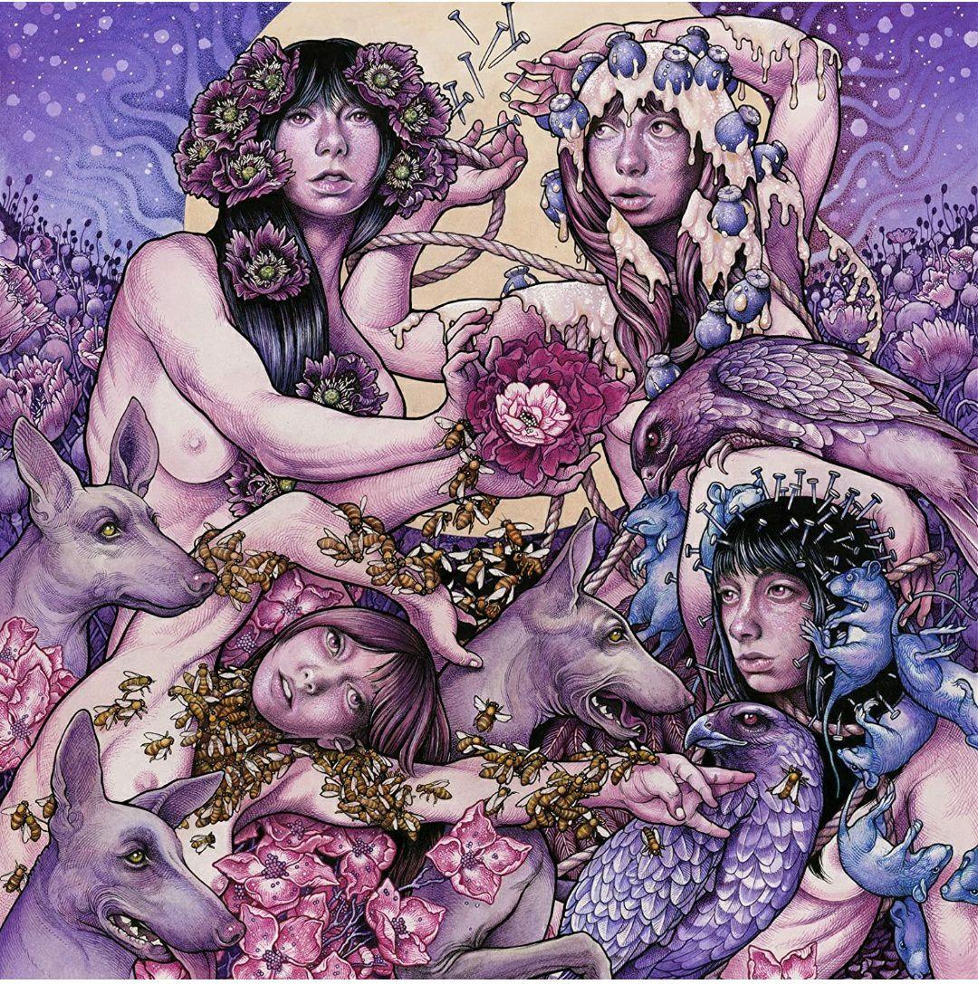 [prime] Baroness - Purple [Vinyl]