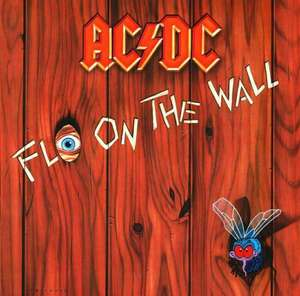 (Prime) AC/DC - Fly On The Wall (Vinyl LP)