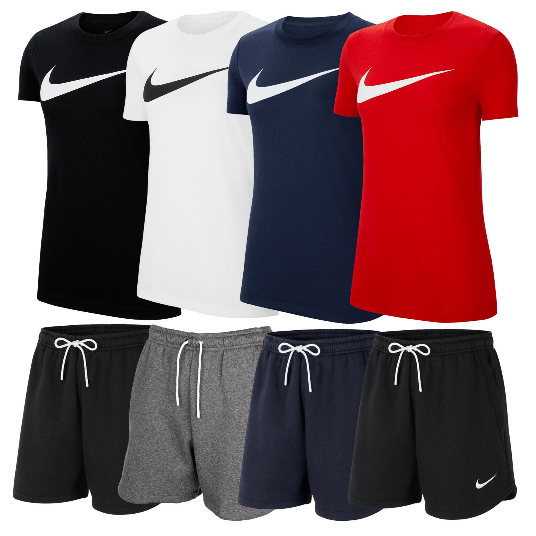 Nike Damen Freizeit Outfit Team Park 20 (Größen XS bis XL)