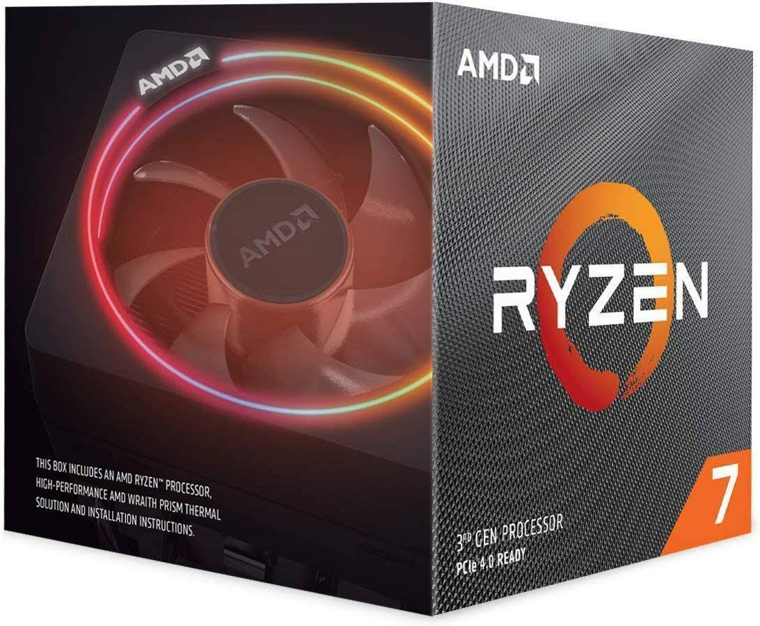 AMD Ryzen 7 3700X Prozessor - 8x 3.60GHz inkl. Wraith Prism (Amazon.es)