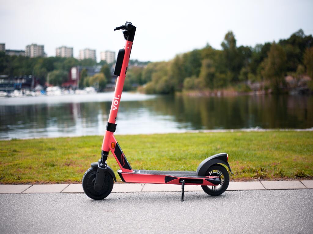 2€ Guthaben für VOI E-Scooter