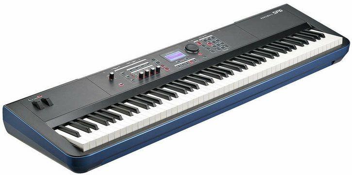Kurzweil SP6 Digital Stage Piano, Bühnenklavier mit 88 gewichteten Tasten [Muziker]