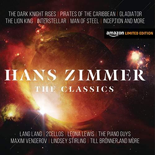 Hans Zimmer - The Classics - Vinyl [Prime, sonst +3€] - 2LP, Schallplatte