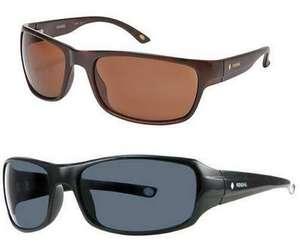 Fossil Herren Sonnenbrille Wrap für 17,95€ + 5,95€ VSK [iBOOD]