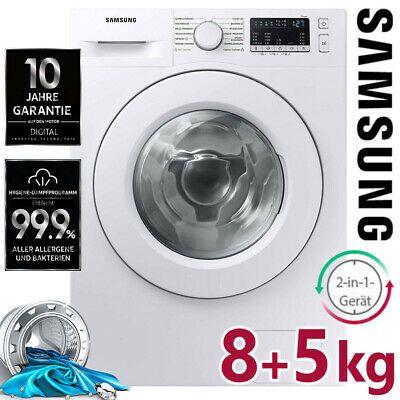 Samsung Waschtrockner 8 / 5 kg Trockner Waschmaschine Wäschetrockner WD8FT4049EE/EG