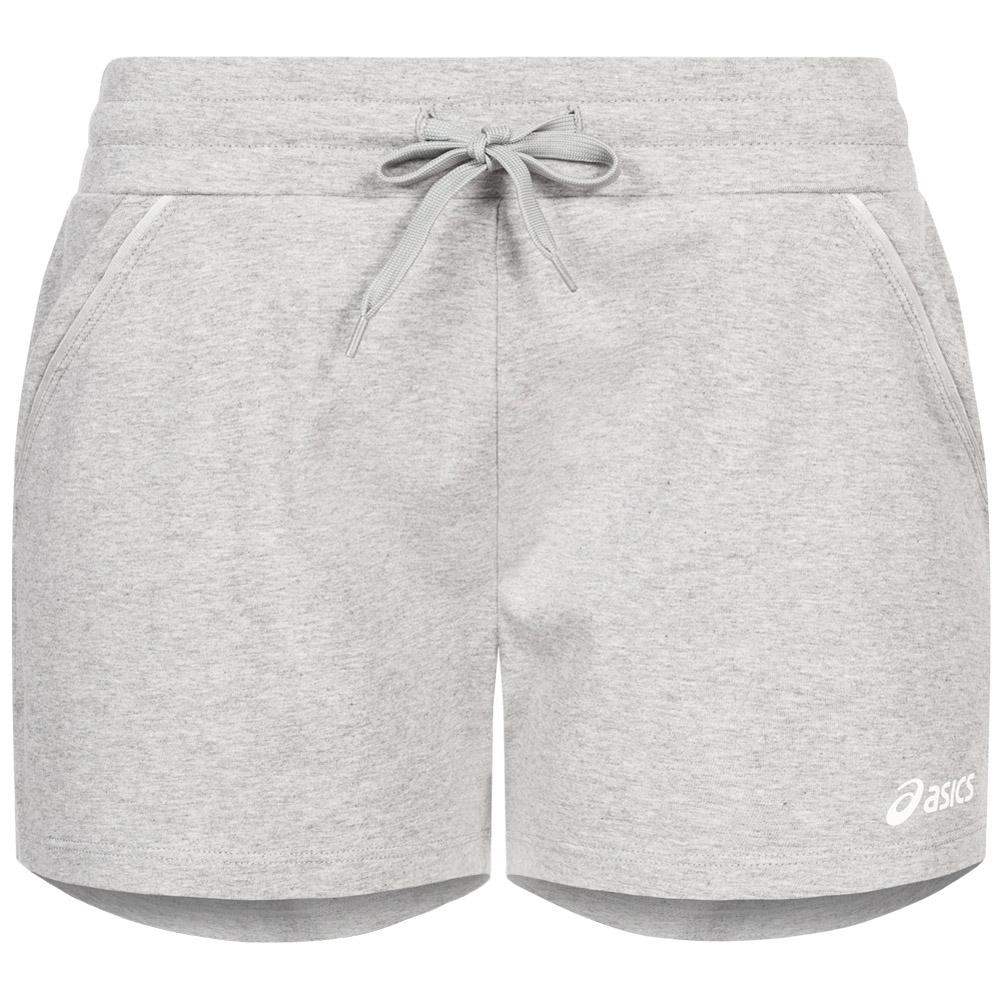 ASICS Damen Shorts Knit 109874 für 11,99€ + 3,95€ VSK (90% Baumwolle, Größe XS - XL, 3 Farben verfügbar) [SportSpar]