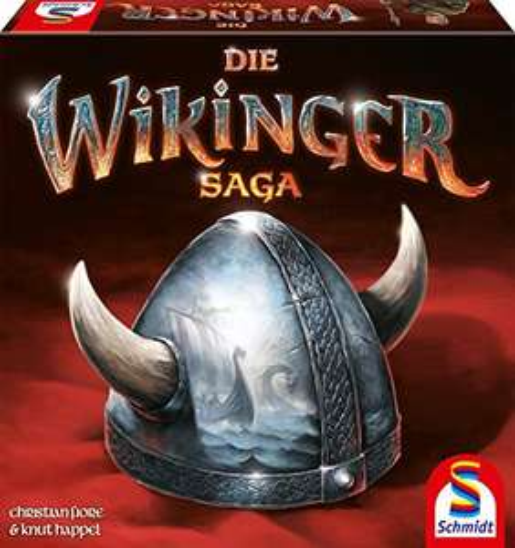 [Prime] Die Wikinger Saga (Brettspiel, Amazon Prime)
