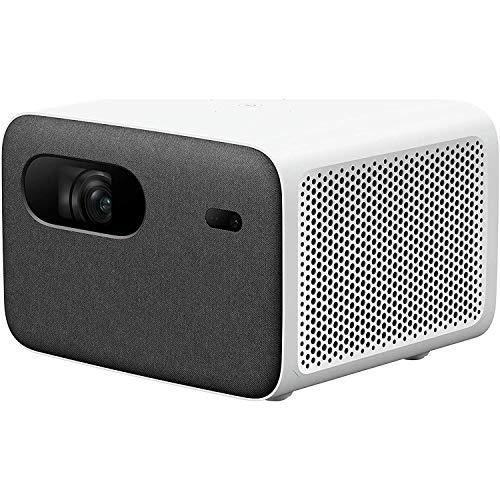 [Amazon] Xiaomi Mi Smart Compact Projector 2 Pro Beamer mit Google Android TV 9.0 & Google Assistent (Full HD, 60-120 Zoll, 1300 ANSI-Lumen)