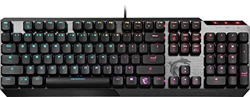 [Amazon] MSI Vigor GK 50 LP DE Gaming Keyboard (QWERTZ)