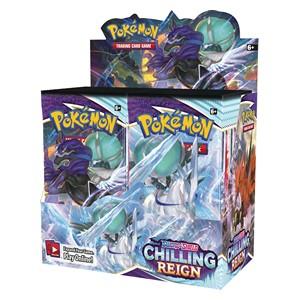 (Vorbestellung) Pokémon Sword & Shield Chilling Reign Booster Box