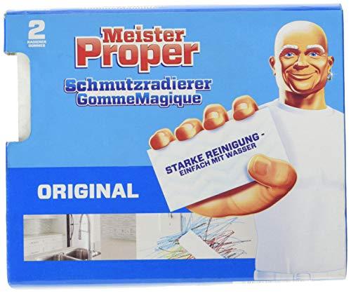 Meister Proper Schmutzradierer (2er Pack) (Prime)