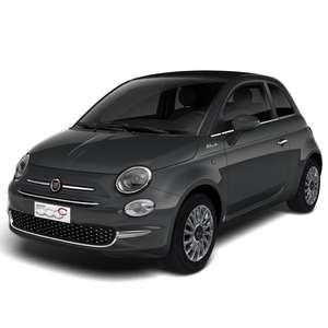 [Privatleasing] Fiat 500C Dolcevita GSE Hybrid (69 PS) mtl. 77€ + 777€ ÜF (eff. mtl. 120€), LF 0,39, GF 0,61, 18 Monate, sofort verfügbar