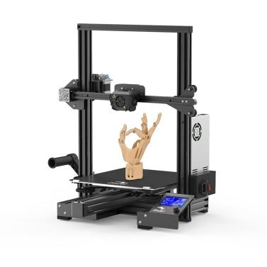 Creality Ender 3 Max 3D-Drucker 30x30x40cm, TMC2208 leise Schrittmotortreiber