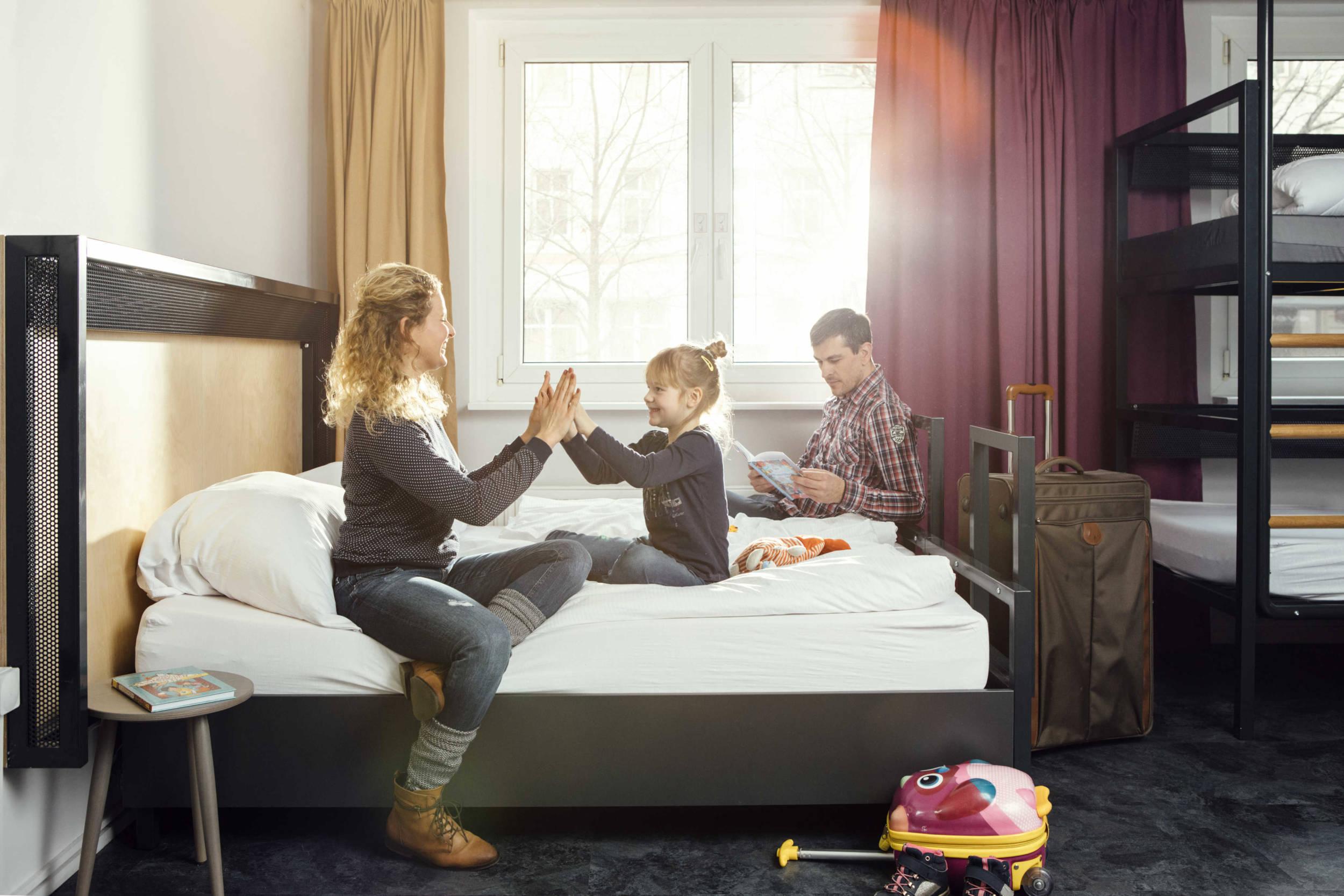 a&o Hotel/Hostel 2 Personen NUR im Juni NUR von Sonntag bis Donnerstag