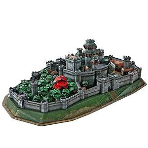 Game of Thrones Winterfell + Red Keep 3D-Puzzle [Amazon Prime]