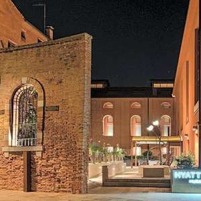 Murano, Lagune von Venedig: 3 Nächte - 4* Hyatt Centric - Deluxe-Doppelzimmer inkl. Frühstück, Speedboot-Transfer und mehr / gratis Storno