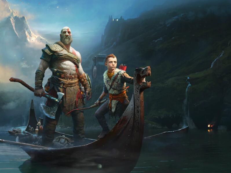 PS4 God of War im Playstationstore für 14,99€ (PS-Plus Mitglieder 9,99€) erhältlich