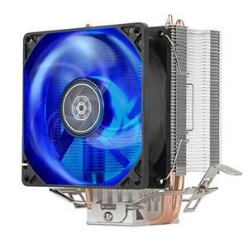 [Prime/Abholstation] Silverstone KR03 Krypton CPU Kühler 92mm Blaue LED