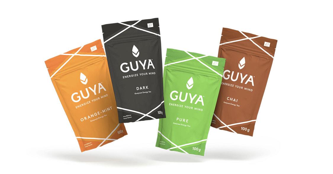 GUYA-Tee 10% Rabatt