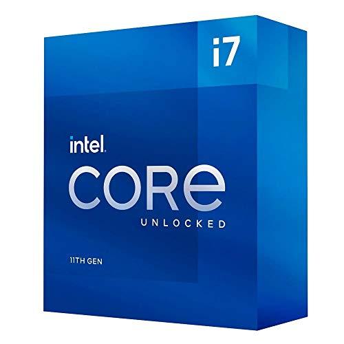 Intel Core i7-11700K, 8C/16T, 3.60-5.00GHz, boxed ohne Kühler (Amazon.de)