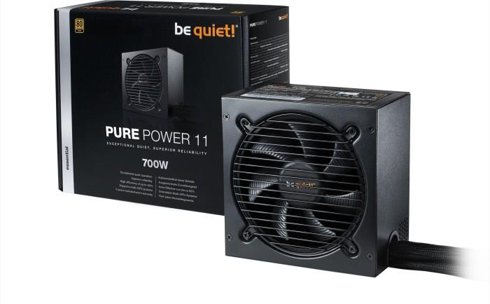be quiet! Pure Power 11 700W ATX 2.4 (BN295) (Beschreibung lesen!)