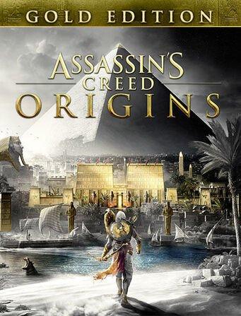 Assassin's Creed: Origins Gold Edition [PC Digital] 8,00€ (Ubisoft Store)