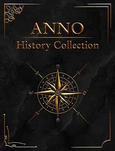 Anno History Collection : 1404, 1503, 1602, 1701 (PC - Uplay)