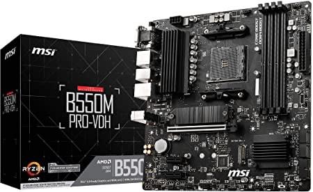 Mainboard MSI B550M PRO-VDH