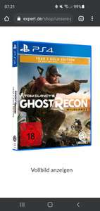 Tom Clancy's Ghost Recon - Wildlands (Year 2 Gold Edition) PS4