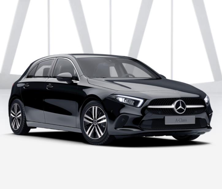Autokauf: Mercedes-Benz A-Klasse (konfigurierbar) als EU-Neuwagen inkl. Überführung für 19900€ / BLP: 28100€